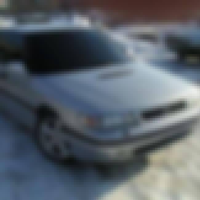 1993 Subaru Legacy Sedan AWD is listed (or ranked) 5 on the list List of 1993 Subarus