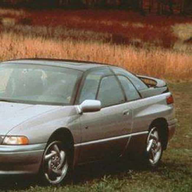 1993 Subaru SVX Coupé is listed (or ranked) 3 on the list The Best Subaru Alcyone SVXs of All Time