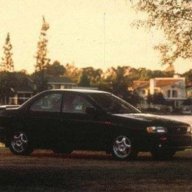 1994 Subaru Impreza Sedan is listed (or ranked) 1 on the list List of Popular Subaru Imprezas