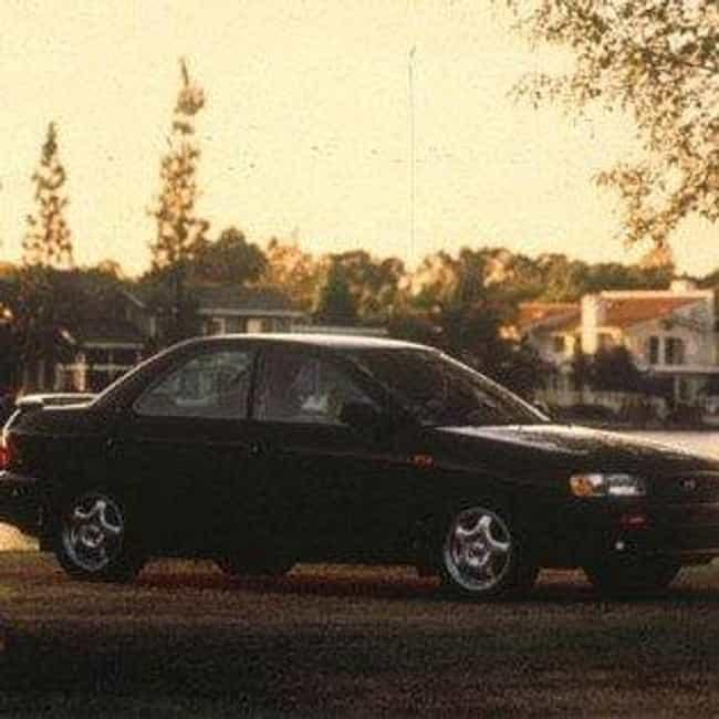 1994 Subaru Impreza Sedan AWD is listed (or ranked) 2 on the list List of Popular Subaru Imprezas