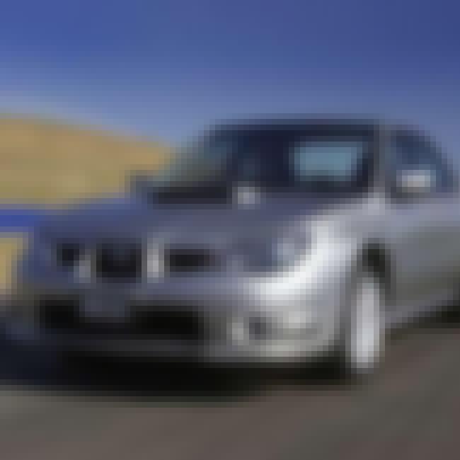 2006 Subaru Impreza Sedan is listed (or ranked) 4 on the list List of 2006 Subarus