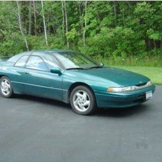 1995 Subaru SVX Coupé is listed (or ranked) 4 on the list The Best Subaru Alcyone SVXs of All Time