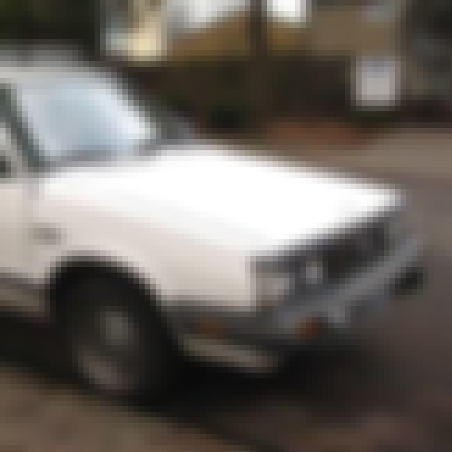 1986 Subaru Hatchback Hatchbac... is listed (or ranked) 2 on the list List of 1986 Subarus