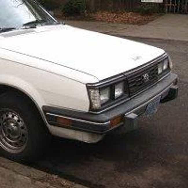 List Of All 1986 Subaru Cars