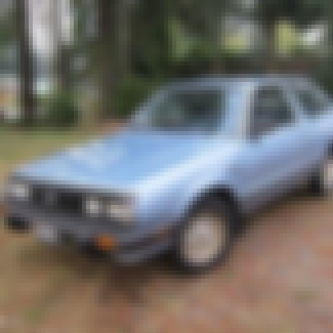 1987 Subaru Hatchback Hatchbac... is listed (or ranked) 3 on the list List of 1987 Subarus