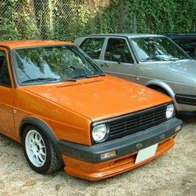 List of Popular Volkswagen Golfs