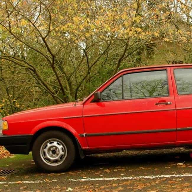 1990 Volkswagen Fox Coup... is listed (or ranked) 3 on the list List of 1990 Volkswagen Passenger Carss
