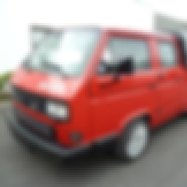 1990 Volkswagen Vanagon Van 2W... is listed (or ranked) 4 on the list The Best Volkswagen Type 2 (T3)s of All Time
