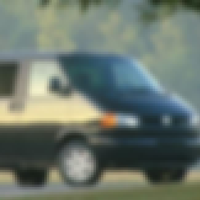 2000 Volkswagen Eurovan Van is listed (or ranked) 7 on the list List of Popular Volkswagen Eurovans