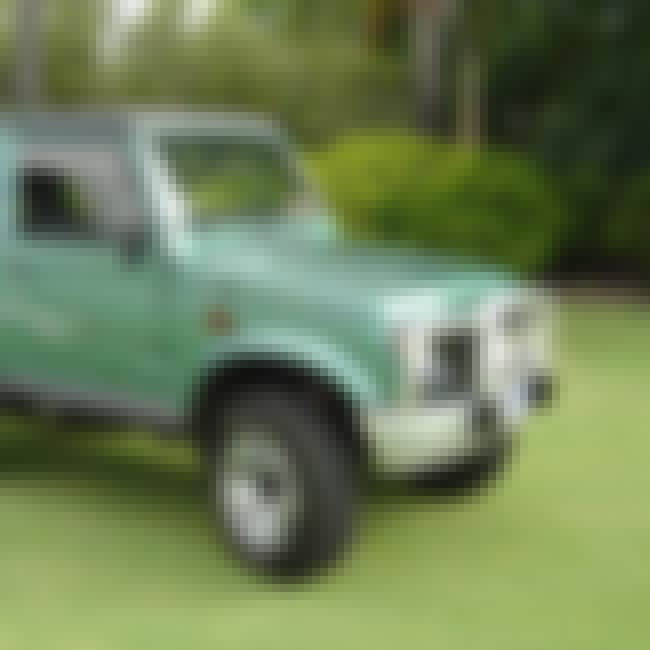 1990 Suzuki Samurai SUV Hardto... is listed (or ranked) 1 on the list List of 1990 Suzukis