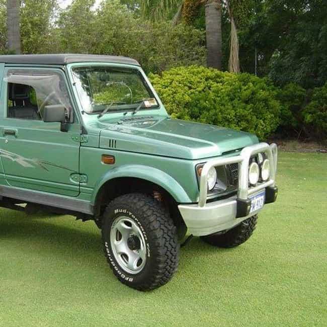 Suzukis List Of All Suzuki Cars