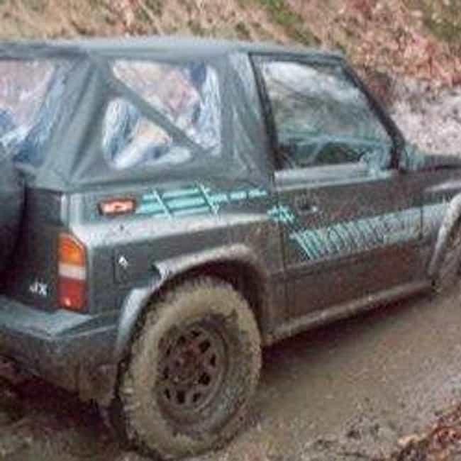 1991 Suzuki Sidekick SUV 2WD