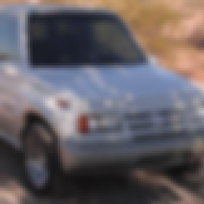 1992 Suzuki Sidekick SUV Hardt... is listed (or ranked) 4 on the list List of 1992 Suzukis