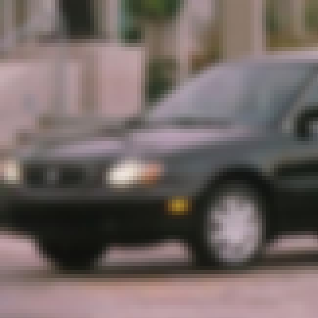 1996 Suzuki Esteem Sedan is listed (or ranked) 2 on the list List of Popular Suzuki Esteems