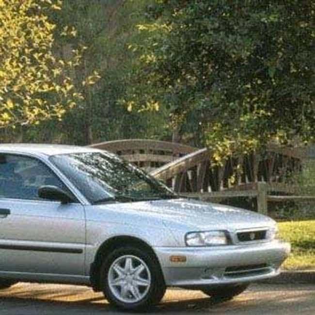 1996 Suzuki Esteem Hatchback is listed (or ranked) 1 on the list List of 1996 Suzukis