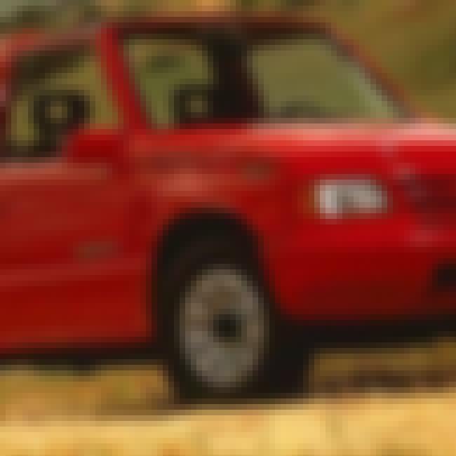 1996 Suzuki Sidekick 2 Door SU... is listed (or ranked) 4 on the list List of 1996 Suzukis