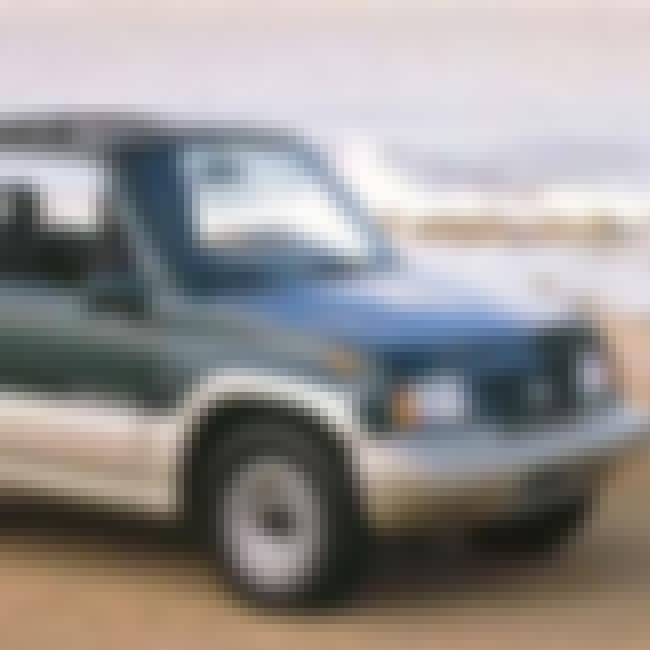 1998 Suzuki Sidekick 2 Door SU... is listed (or ranked) 3 on the list List of 1998 Suzukis