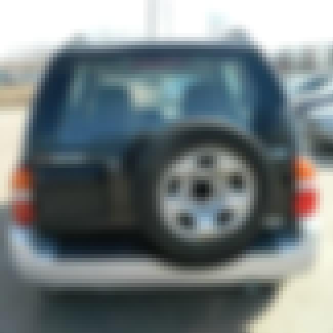 1999 Suzuki Vitara 4 Door SUV ... is listed (or ranked) 3 on the list List of Popular Suzuki Vitaras
