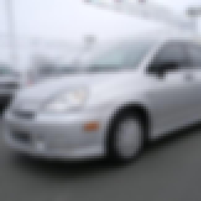 2003 Suzuki Aerio Sedan SX is listed (or ranked) 4 on the list List of 2003 Suzukis