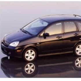 2004 Suzuki Aerio Hatchback SX