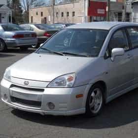 2004 Suzuki Aerio Hatchback SX AWD