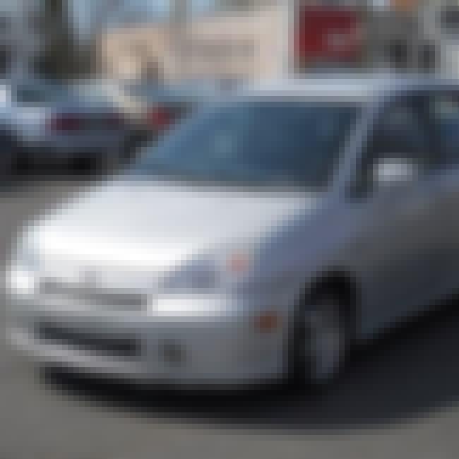 2004 Suzuki Aerio Hatchback SX... is listed (or ranked) 2 on the list List of 2004 Suzukis