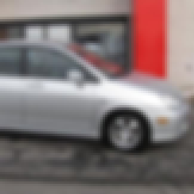 2004 Suzuki Aerio Sedan AWD is listed (or ranked) 4 on the list List of 2004 Suzukis