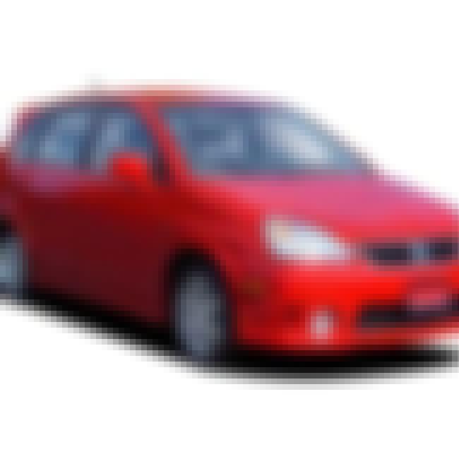 2005 Suzuki Aerio Hatchback is listed (or ranked) 1 on the list List of 2005 Suzukis