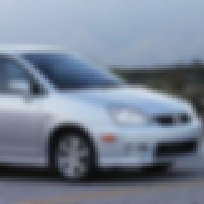 2006 Suzuki Aerio Hatchback is listed (or ranked) 1 on the list List of 2006 Suzukis