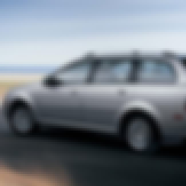 2007 Suzuki Forenza Wagon is listed (or ranked) 4 on the list The Best Daewoo Lacettis of All Time