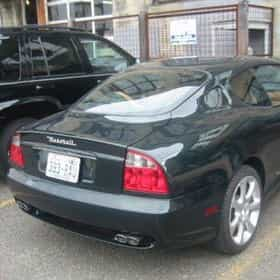 2002 Maserati Coupe Coupe GT