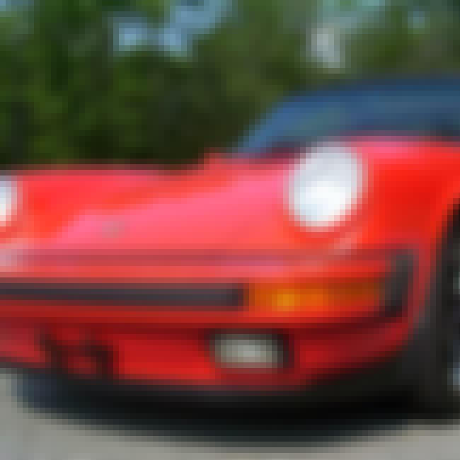 1988 Porsche 911 Carrera Targa is listed (or ranked) 7 on the list List of Popular Porsche 911s