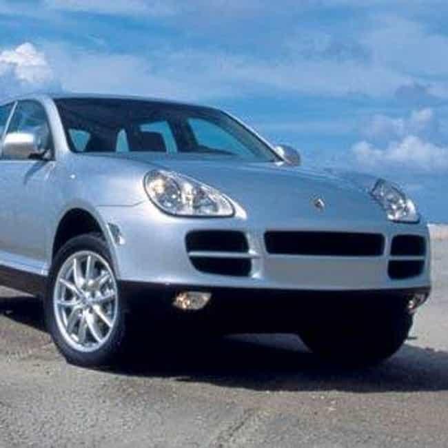 2003 Porsche Cayenne S Suv