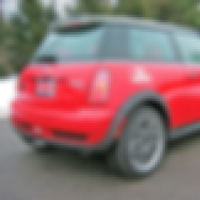 2004 MINI Cooper Hatchback is listed (or ranked) 3 on the list List of Popular MINI Coopers