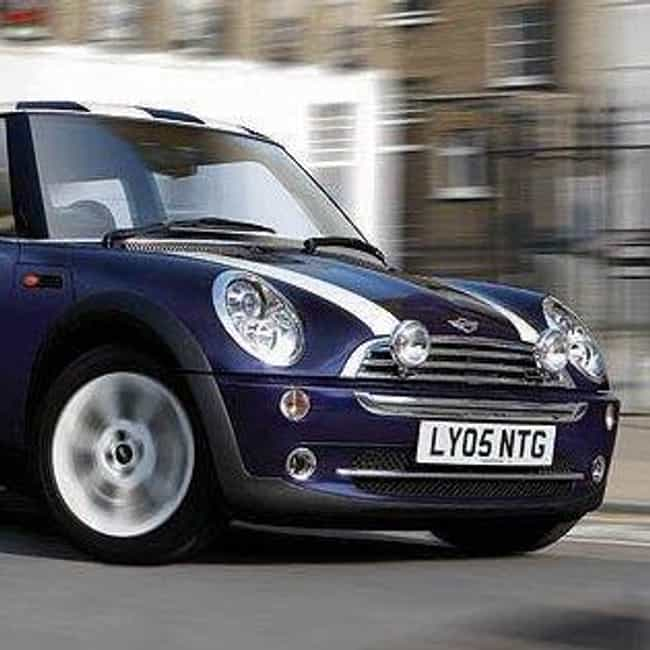 2006 Mini Cooper Hatchback Is Listed Or Ranked 10 On The List Of