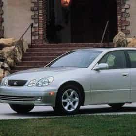 2001 Lexus GS 300 Sedan