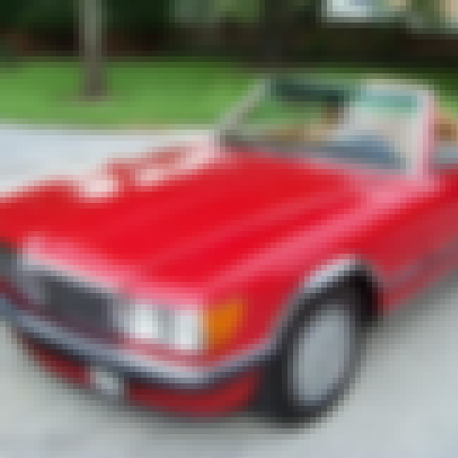 1985 Mercedes-Benz SL-Class 38... is listed (or ranked) 1 on the list List of Popular Mercedes-Benz SL-Classs