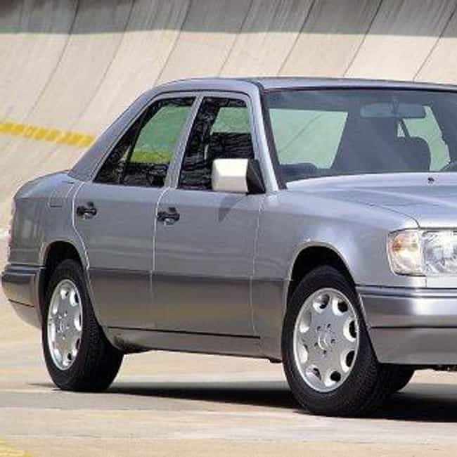 1987 Mercedes-Benz E-Class 300... is listed (or ranked) 4 on the list List of 1987 Mercedes-Benzs