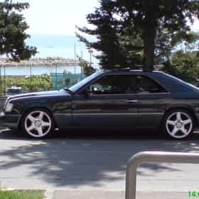 1990 Mercedes-Benz E-Class 300CE Coupe