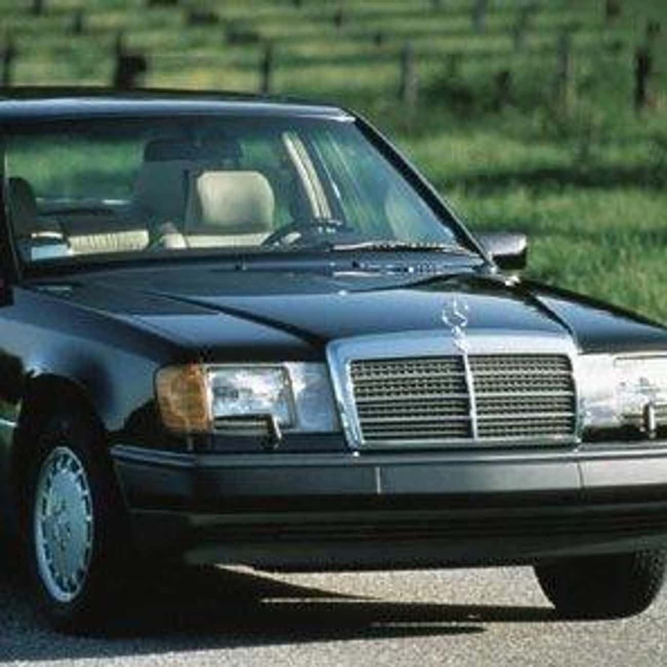 1992 Mercedes-Benz E-Class 300 is listed (or ranked) 3 on the list List of 1992 Mercedes-Benzs