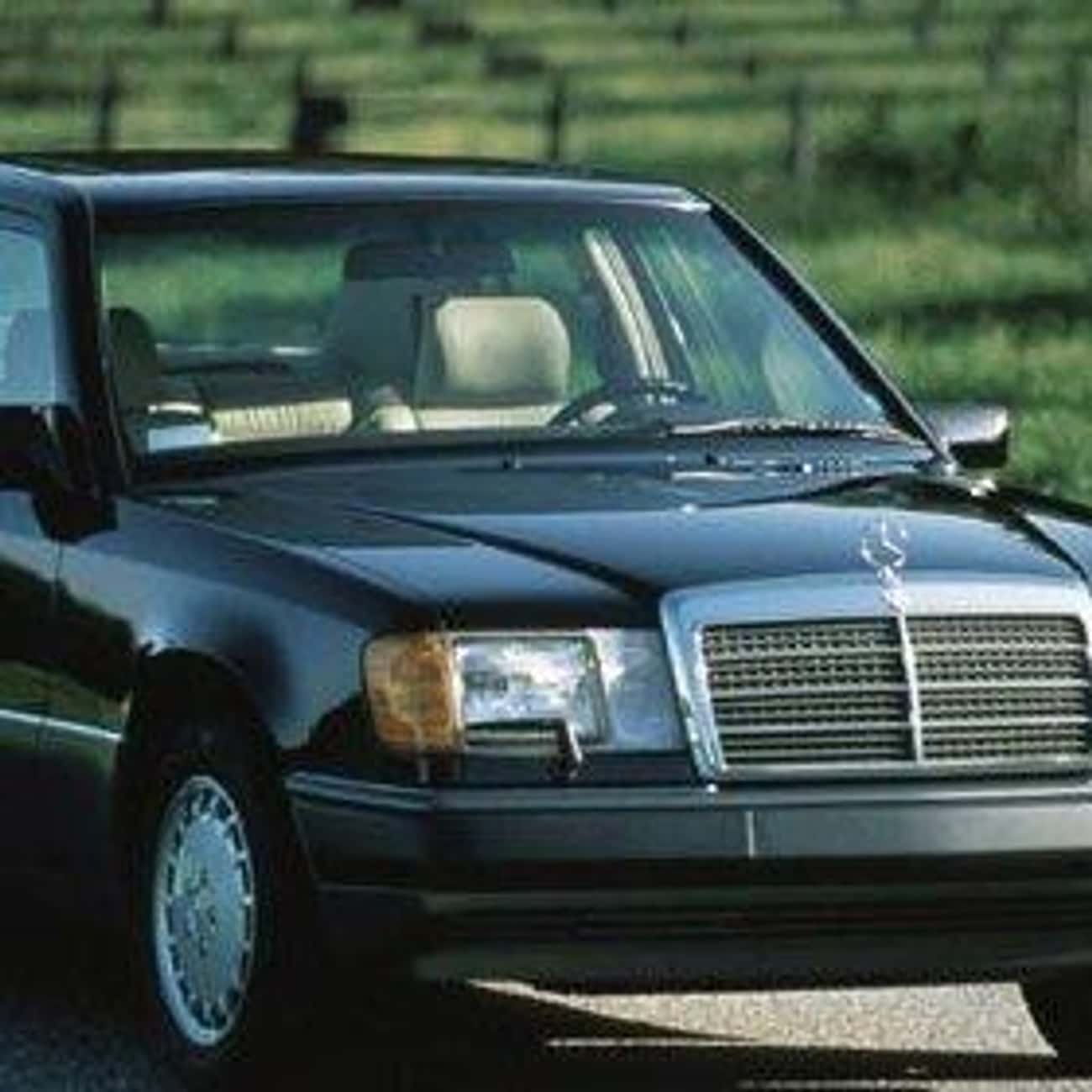 1992 Mercedes-Benz E-Class 300 is listed (or ranked) 4 on the list List of 1992 Mercedes-Benzs