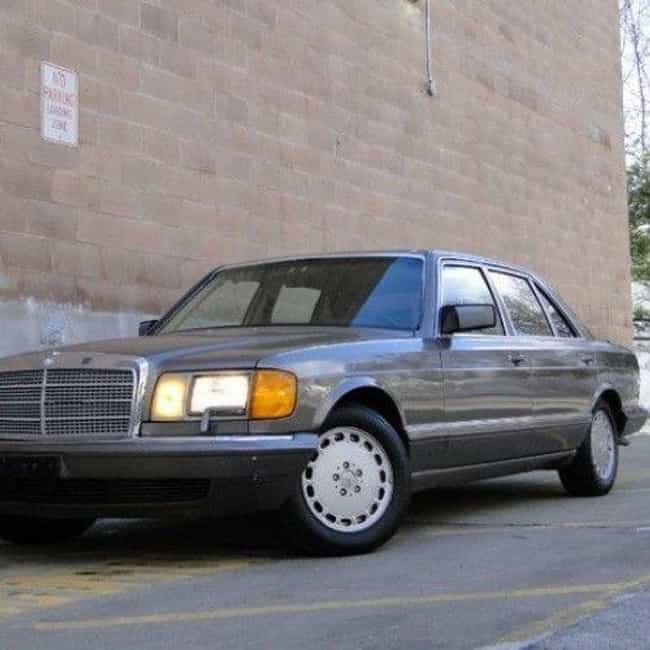1987 Mercedes-Benz S-Class 560... is listed (or ranked) 3 on the list The Best Mercedes-Benz S-Classes of All Time