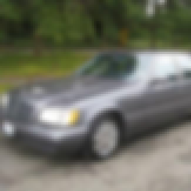 1995 Mercedes-Benz S-Class S32... is listed (or ranked) 2 on the list The Best Mercedes-Benz S-Classes of All Time