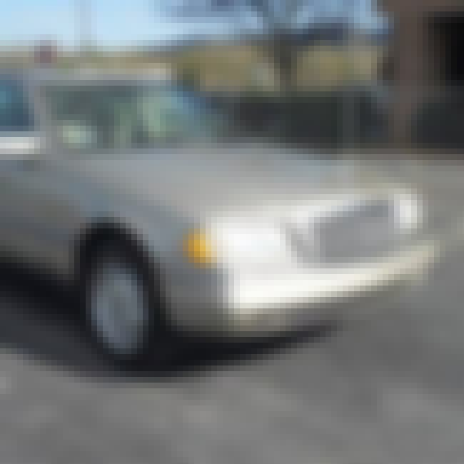 1995 Mercedes-Benz C-Class C22... is listed (or ranked) 4 on the list List of Popular Mercedes-Benz C-Classs