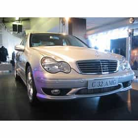 2002 Mercedes-Benz C-Class C32 AMG Sedan
