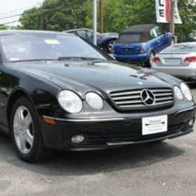 2005 Mercedes-Benz CL-Class CL500 Coupe