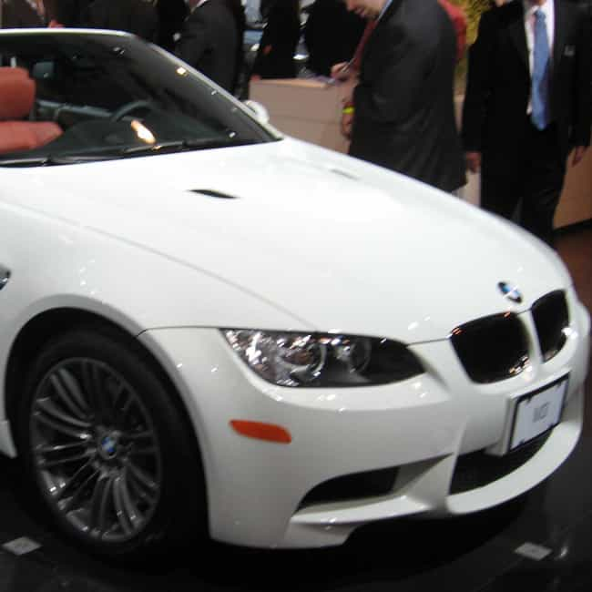 2009 BMW M3 Convertible is listed (or ranked) 8 on the list List of Popular BMW M3s