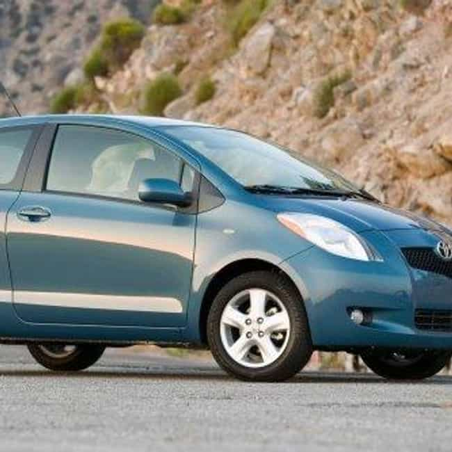 All Toyota Yaris Cars List Of Popular Toyota Yariss With Pictures