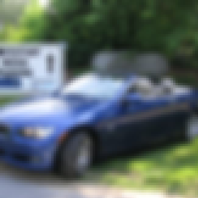 2007 BMW 3 Series Convertible is listed (or ranked) 1 on the list List of Popular BMW 3 Seriess