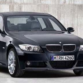 2007 BMW 3 Series Sedan is listed (or ranked) 17 on the list The Best BMW Sedans of All Time